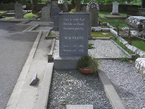 Yeats' Grave, Drumcliffe
