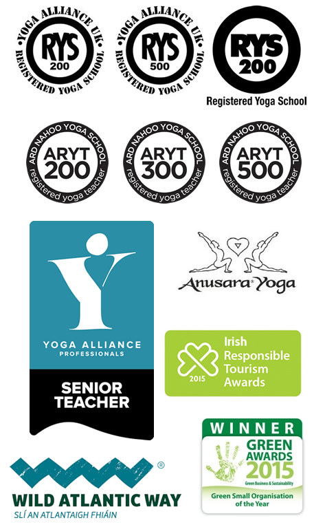 Ard Nahoo Yoga Qualifications
