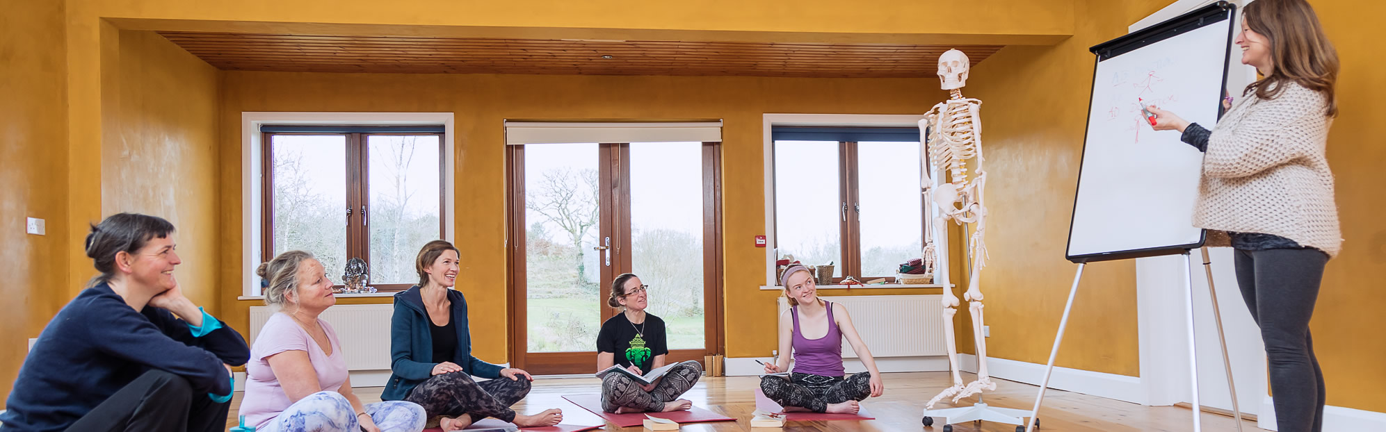 Ard Nahoo 100 hour Anusara Yoga Teacher training